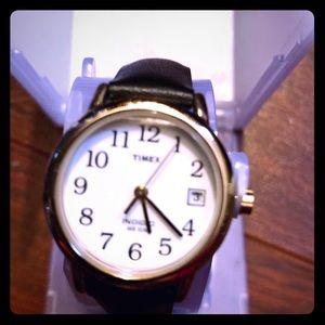Women's indigo Timex watch New